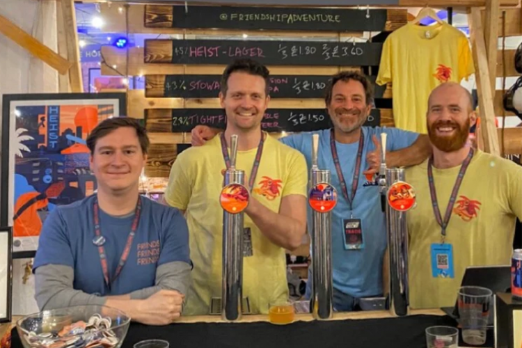 Friendship Adventure at BrewLdn (2020)